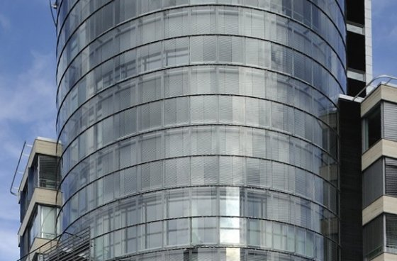 PRODUCTS / Continuous facade systems